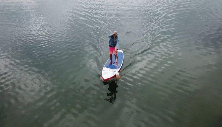 fanatic pure air superflavor sup board test 16