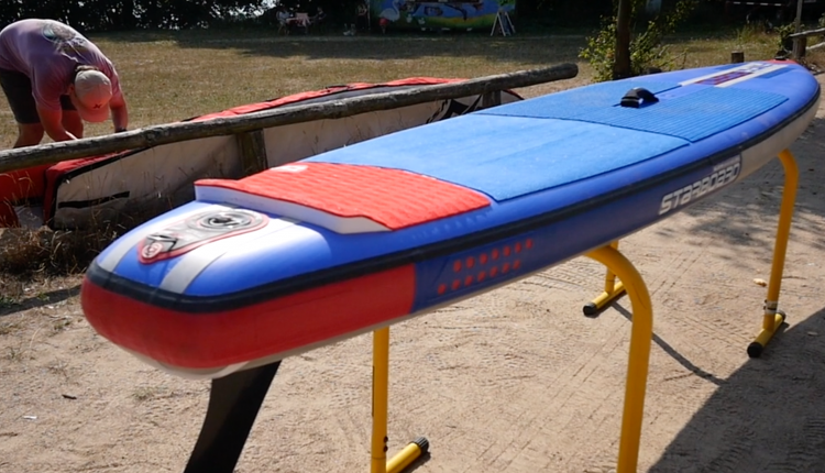 Starboard Allstar Airline Inflatable sup Board Test – Superflavor SUP Mag 13