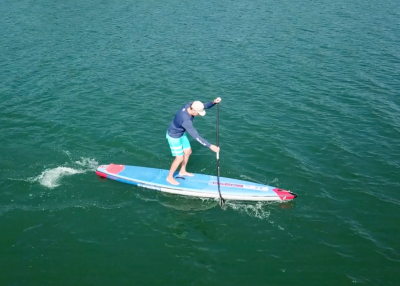 Starboard Allstar Airline Inflatable sup Board Test Superflavor SUP Mag 15 400x286 - Starboard Allstar Airline 12.6x27 im Inflatable SUP Board Test