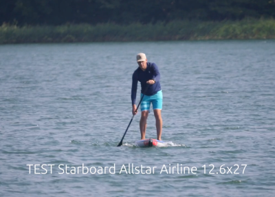 Starboard Allstar Airline Inflatable sup Board Test Superflavor SUP Mag 19 400x286 - Starboard Allstar Airline 12.6x27 im Inflatable SUP Board Test