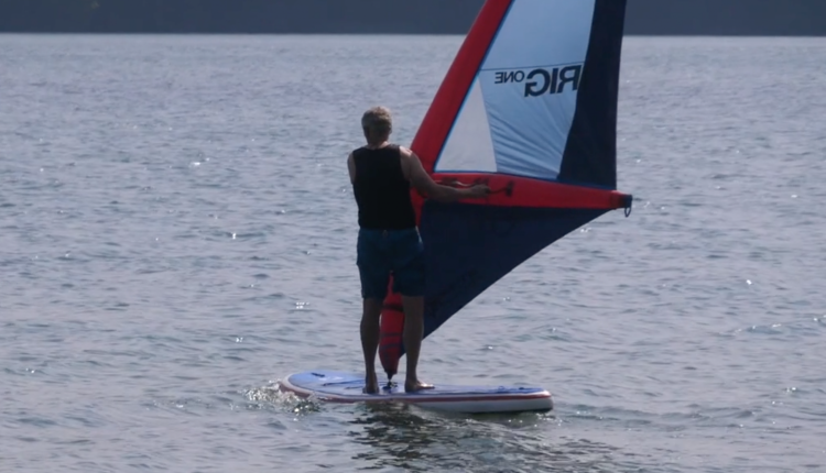 gts malibu inflatable sup board test – superflavor sup mag 02