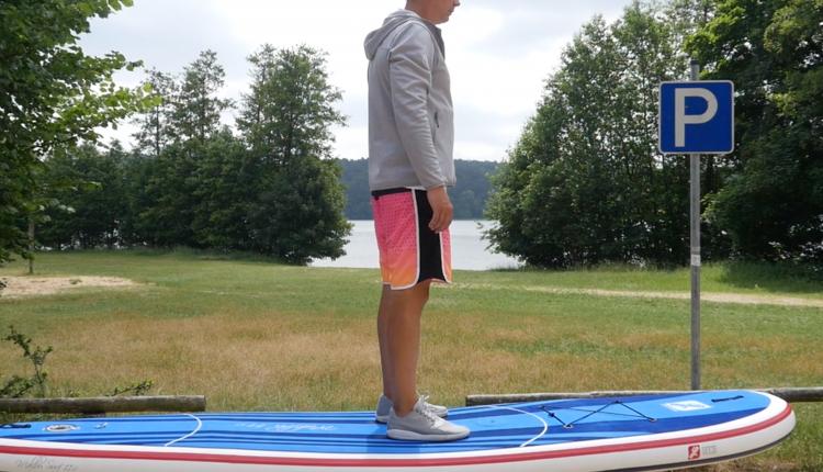 gts malibu inflatable sup board test – superflavor sup mag 07