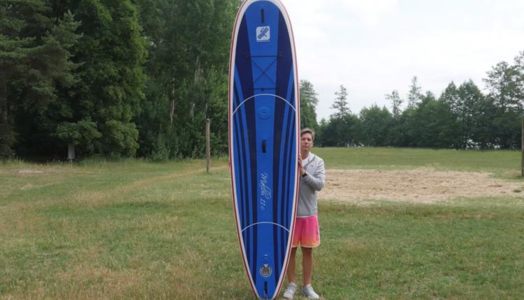 gts malibu inflatable sup board test – superflavor sup mag 08
