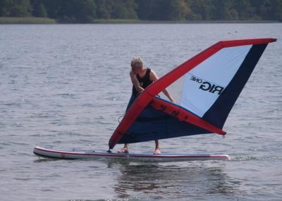 gts malibu inflatable sup board test superflavor sup mag 16 400x286 - GTS Malibu Surf 11.0 im Inflatable SUP Board Test