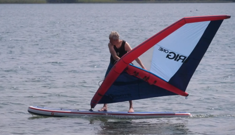 gts malibu inflatable sup board test – superflavor sup mag 16