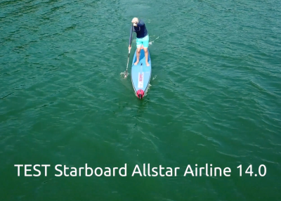 starboard airline allstar infalable sup board test superflavor sup mag 01 400x286 - Starboard Allstar Airline 14.0x26 im Inflatable SUP Board Test