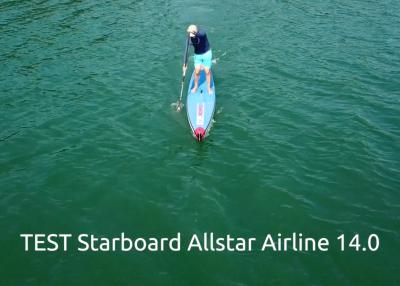 starboard airline allstar infalable sup board test superflavor sup mag 01 400x286 - Starboard Allstar Airline 14.0x26 im Inflatable SUP Board Test