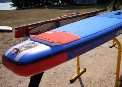 starboard airline allstar infalable sup board test superflavor sup mag 12 400x286 - Starboard Allstar Airline 14.0x26 im Inflatable SUP Board Test