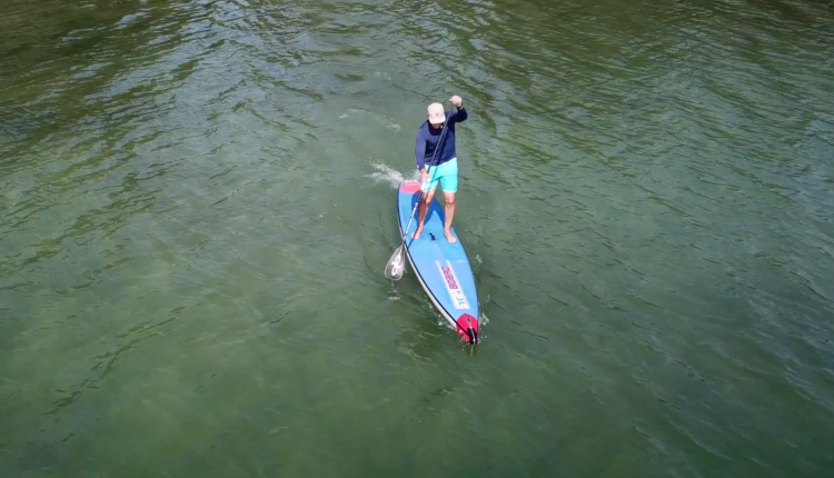 starboard airline allstar infalable sup board test – superflavor sup mag 13