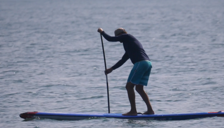 starboard airline allstar infalable sup board test – superflavor sup mag 15