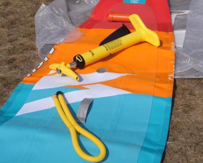 naish alana 2019 inflatable sup board test superflavor sup mag 05 400x320 - Naish Alana Air DC 11.6 im Inflatable SUP Board Test