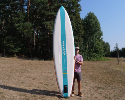 naish alana 2019 inflatable sup board test superflavor sup mag 10 400x320 - Naish Alana Air DC 11.6 im Inflatable SUP Board Test