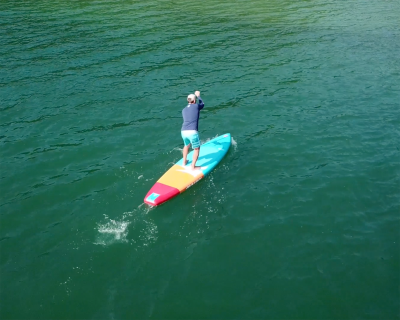 naish alana 2019 inflatable sup board test superflavor sup mag 12 400x320 - Naish Alana Air DC 11.6 im Inflatable SUP Board Test